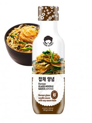 Salsa Japchae Coreana | Receta de Suncheon 325 grs.