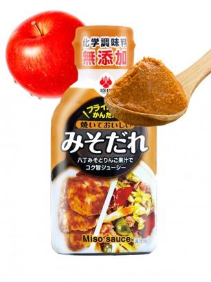 Salsa de Miso y Manzana 180 grs. | Pedido GRATIS!