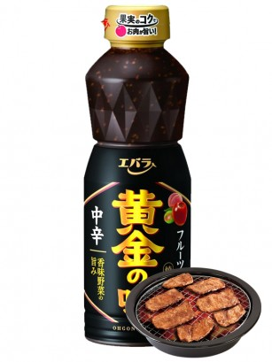 Salsa BBQ Japonesa Yakiniku | Medio Picante