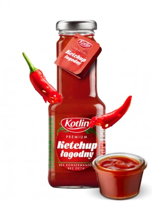 Ketchup Picante Premium 280 grs.