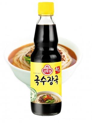 Sopa Base Coreana de Anchoa y Kombu para Ramen y Soba 360 ml
