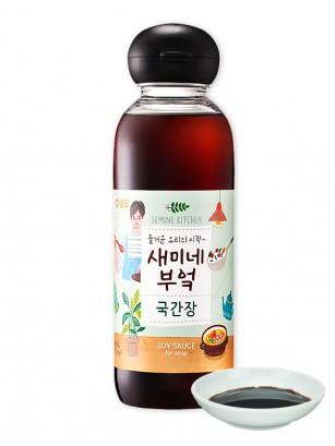 Salsa de Soja Coreana Especial Sopa 450 ml