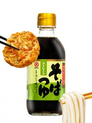 Salsa Tsuyu para Tempura, Udon, Soba | Receta Premium