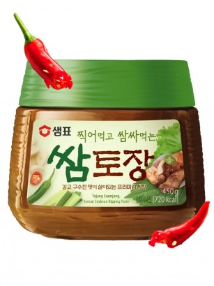 Salsa Ssamjang Coreana Premium 450 grs
