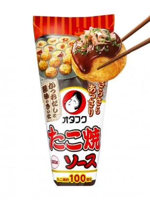 Salsa Takoyaki de Osaka | 300 grs.