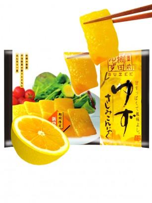 Sashimi de Konjac de Yuzu con Salsa de Miso 145 grs.
