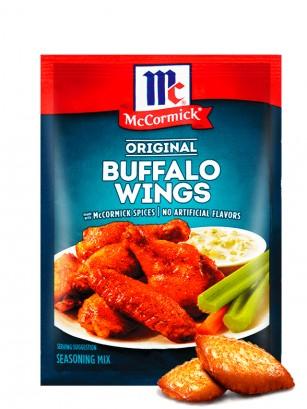 Sazonador para Alitas de Pollo | Receta Buffalo Wings | 45 grs