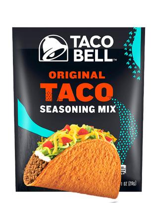 Sazonador Original Taco Bell | 28 grs