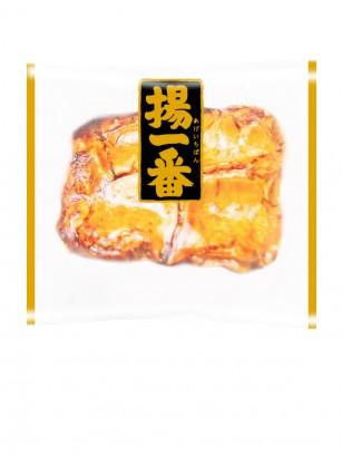 Bocados de Arroz Glutinoso Senbei con Soja y Dashi | Kakumochi | Unidad
