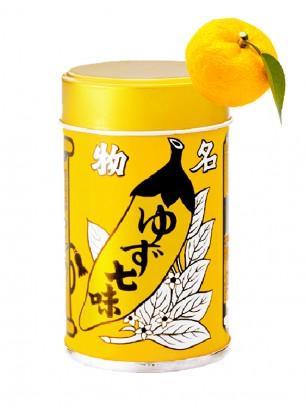 Yuzu Shichimi, 7 Especias Extra Yuzu | Lata 12 grs.