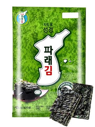 Algas Coreanas Nori Crujientes Sazonadas con Aceite de Shio | Formato Big