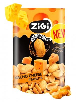 Snack de Cacahuetes sabor Queso para Nachos | Edición Especial 91 grs.