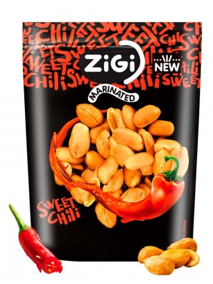Snack de Cacahuetes sabor Sweet Chili 91 grs.