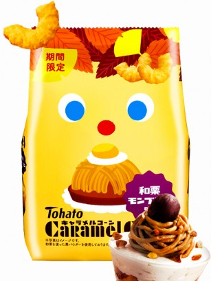 Snack Lovely Tohato Sabor Mont Blanc 77 grs