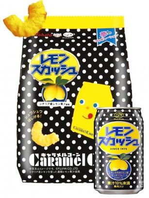 Snack Lovely Tohato Limonada Huerto de Peko Chan 70 grs.