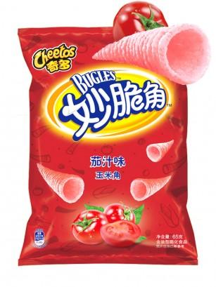 Cheetos 3D Sabor Salsa de Tomate 40 grs