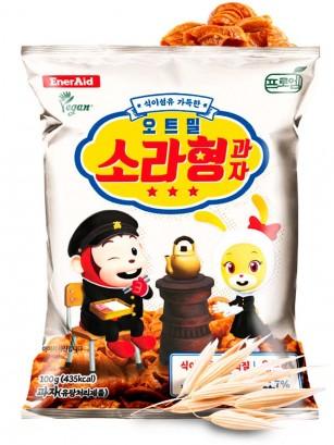 Snack Coreano Conchas de Avena 100 grs. | OFERTA!!
