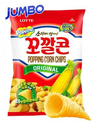 Snack Coreano de Maíz Dulce | Big Bag Jumbo 144 grs.
