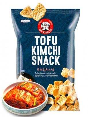 Snack Coreano de Tofu y Kimchi | 60 grs.