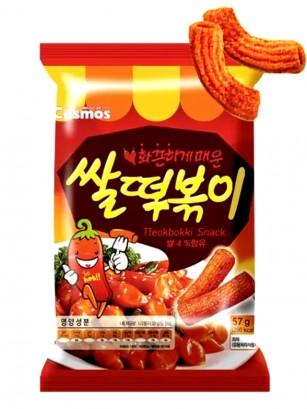 Snack Coreano Sabor Mochis Topokki | Pocket