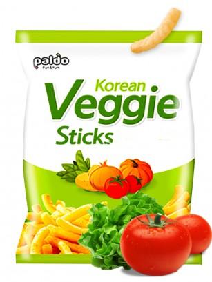 Snack Coreano de Vegetales | 50 grs.
