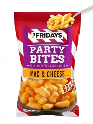 Snack TGI Fridays Mac & Cheese 92 grs.