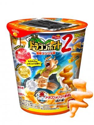 Snack Dragon Ball Sabor Pollo | Cup | Nuevos Diseños 14 grs