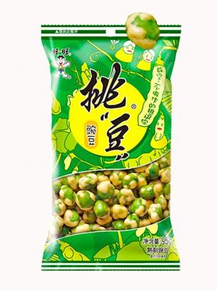 Pop Snacks Guisantes Fritos y Tempurizados estilo Taiwan 45 grs