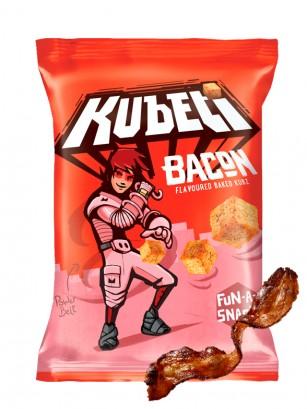Bocaditos estilo Picatostes Sabor Bacon 35 grs