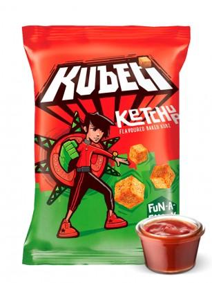 Bocaditos estilo Picatostes Sabor Ketchup 35 grs
