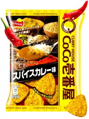 Nachos Frito Lay de Curry Picante de  Restaurante Coco Ichiban 65 grs | Pedido GRATIS!