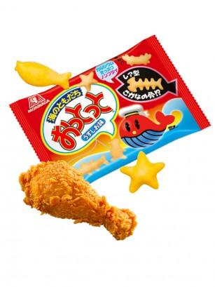 Snack Ballena Okito Usukushi | Sabor Pollo 18 grs.