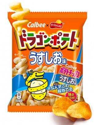 Snack Dragon Especial Sabor Patatas Calbee 45 grs