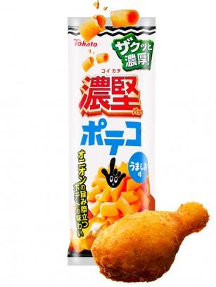 Snack de Patata Crispy Pollo 45 grs.