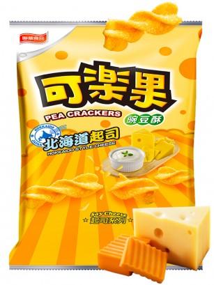 "Snack Twist Sayaendō estilo ""Fritos"" | Queso de Hokkaido"