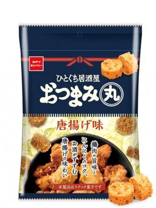 Snack Japonés Ramen con Sabor a Pollo | Izakaya 50 grs