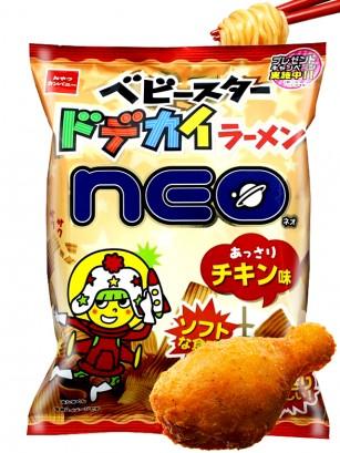 Snack Japonés de Ramen de Pollo NEO | 60 grs