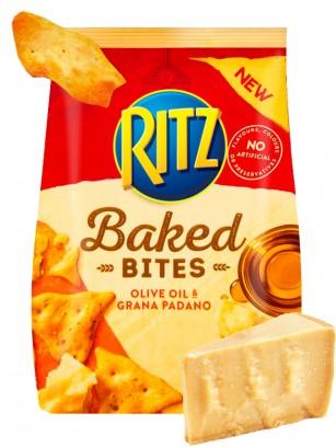 Snack Horneado con Aceite de Oliva y Grana Padano | Ritz 100 grs