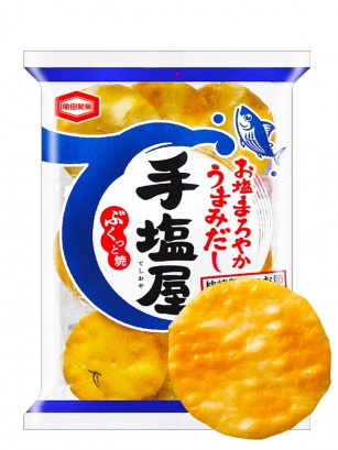 Galletas de Arroz Senbei Dashi no Moto 125 grs.