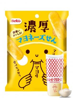 Galletas de Arroz Senbei Sabor Mayonesa Japonesa 45 grs.