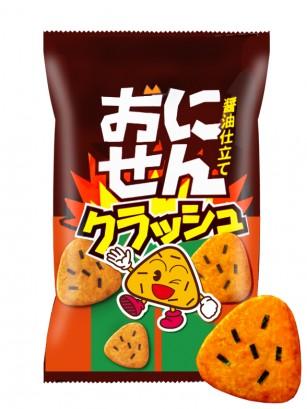 Snack Senbei de Onigiri con Nori 45 grs.