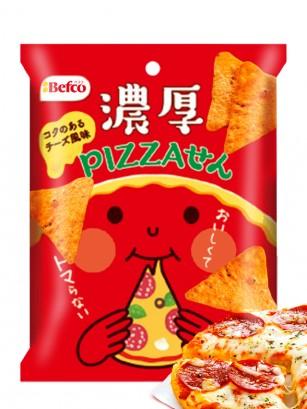 Galletas de Arroz Senbei Sabor Pizza 45 grs.