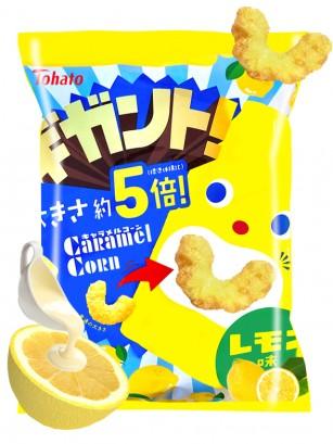 Snack Giganto Tohato Caramel de Limón y Leche Condensada 88 grs.