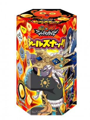 Snack Yo-kai Watch Sabor Pollo Umami | Edit. Limitada 14 grs