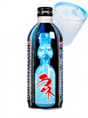 Soda Ramune | Edit. Botella de Aluminio 500 ml.