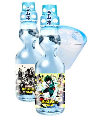 Soda Ramune | Edición My Hero Academy | 2 Diseños Aleatorios | 200 ml.