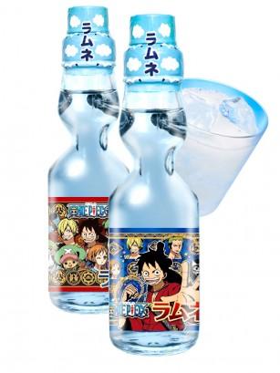 Soda Ramune | Edición One Piece | 2 Diseños Aleatorios | 200 ml.