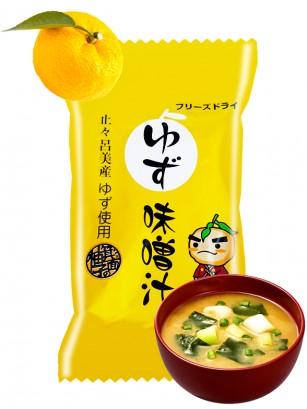 Sopa Liofilizada de Miso con Yuzu