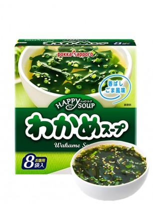 Sopa de Wakame con Sésamo | 52 grs