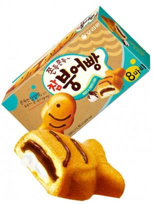 Pasteles Taiyakis rellenos de Crema de Azuki, Chocolate y Mochi | Pedido GRATIS!